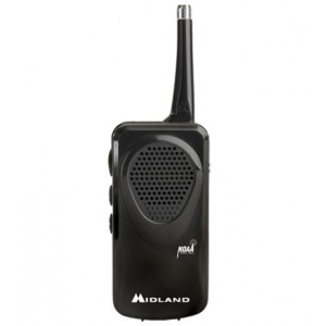 Midland HH-50 Pocket Weather Alert Radio