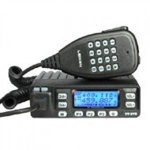 Leixen VV-898 UHF/VHF Dual Band Mobile Two-Way Radio