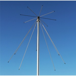 Tram Broad Band Base Antenna (144/220/440/900/1290 MHz)