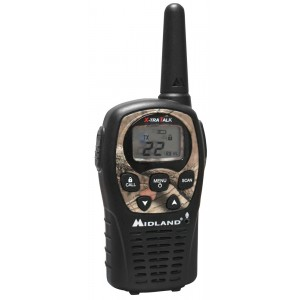 Midland LXT535VP3 Two Way Radios With Charger