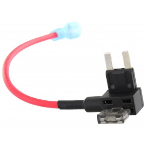 Painless Add-a-Circuit Style Fuse Tap - Low Profile Mini Fuse