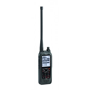 Icom IC-A25C VHF Air Band Handheld Radio