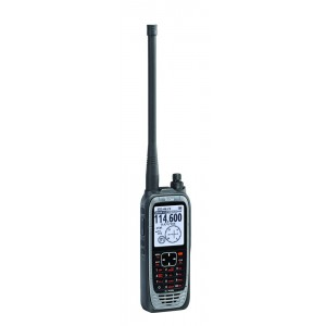 Icom A25N VHF Air Band Radio with Navigation