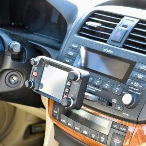 Lido Radio LM-200 CD Dash Mount for Remote Mobile Radio Heads