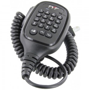 TYT MD-HM3-S Hand Speaker Microphone For MD-9600 DMR Mobile Radios - Salvaged