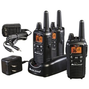 Midland LXT633VP3 Two Way Radio Triple Pack