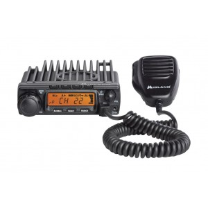 Midland MXT400 MicroMobile GMRS 2-Way Radio