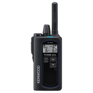 Kenwood ProTalk NX-P500 Digital Business Two Way Radio - Factory Reconditioned