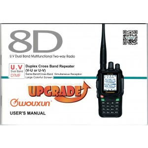 Wouxun KG-UV8D Plus User Manual