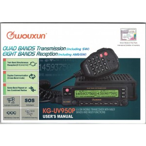 Wouxun KG-UV950P User Manual