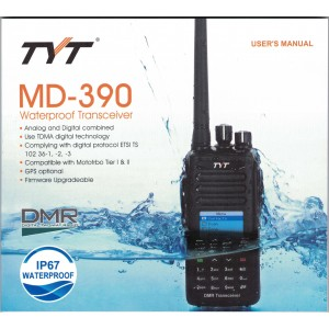 TYT MD-390 User Manual
