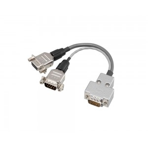 Icom OPC-2308 GPS/External Modem Adapter Cable For IC-F8101