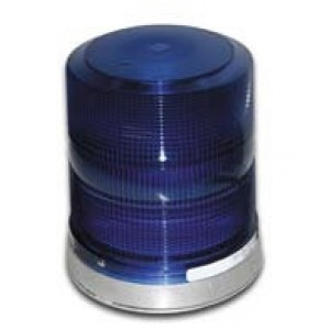 Ritron R-STROBE Callbox Activated Alert Light (Blue)