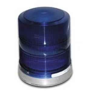 Ritron R-STROBE-DC Callbox Activated Alert Light (Blue)
