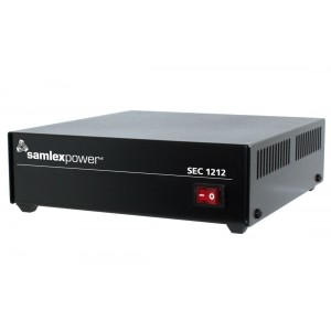 Samlex SEC-1212 10 Amp Switching Power Supply