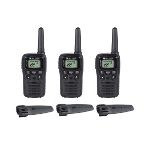 Midland X-Talker T10X3 Two Way Radio - 3 Pack