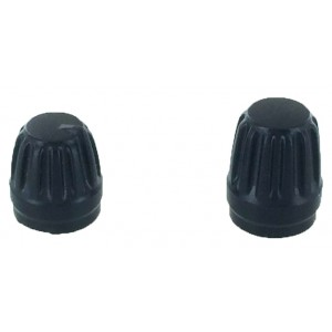Wouxun Replacement Channel and Volume Knob Kit for KG-UV8D / KG-UV8E Radios