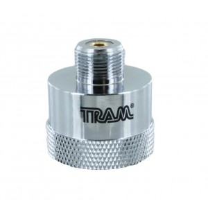 Tram 1296 NMO to UHF Female (SO-239) Adapter