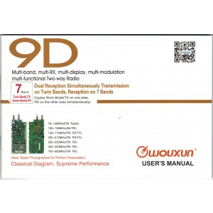 Wouxun KG-UV9D User Manual