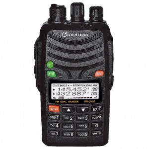 Wouxun KG-UV7D High Power Dual Band Amateur Radio