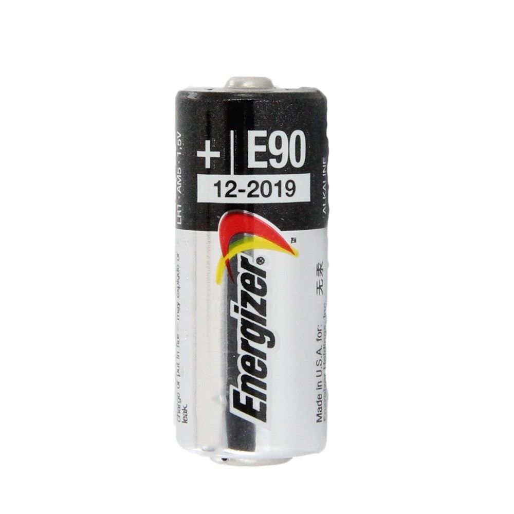 energizer 1 5 volt alkaline e90 lr1 battery n cell. Black Bedroom Furniture Sets. Home Design Ideas