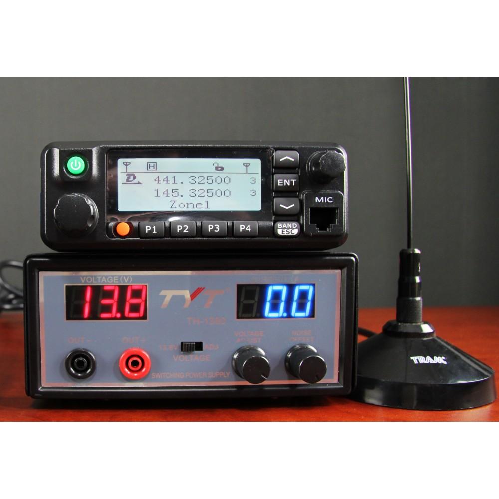 Amateur Radio Station Wb4omm: TYT MD-9600 DMR Digital Ham Radio Base Station Kit