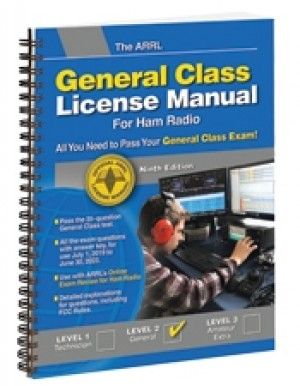 ARRL General Class License Manual (9th Edition)