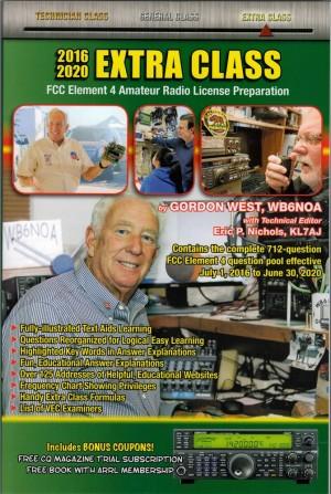 Gordon West Extra Class Manual (2016-20)