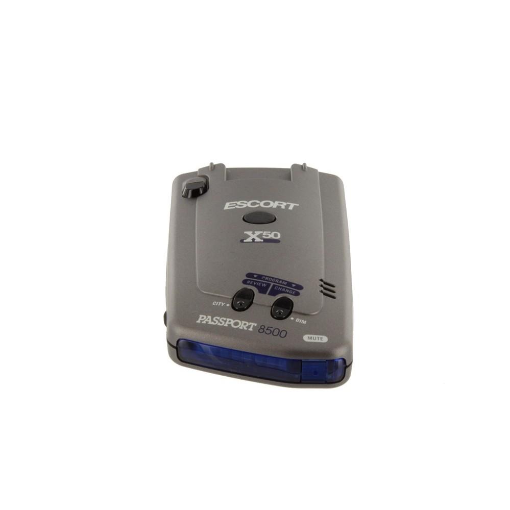 Buy the Escort Passport 8500 X50 Radar Detector (Blue