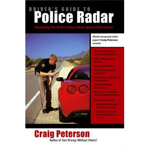 Free Driver's Guide To Police Radar Book Promotion